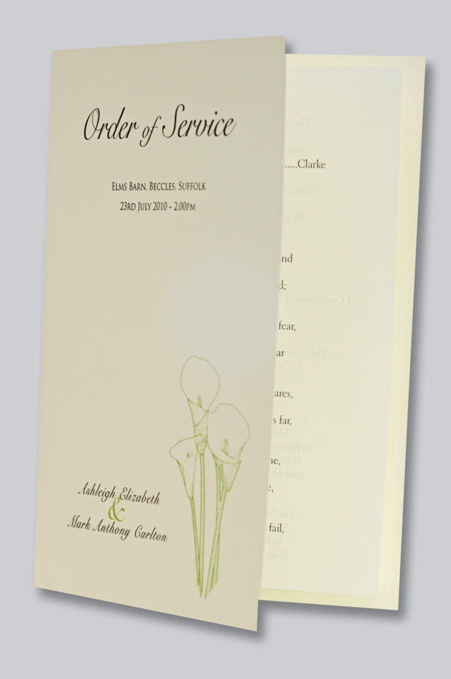 do... - Contemporary wedding stationery for your special day...